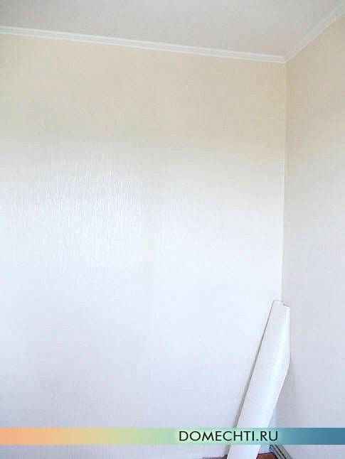 Отделка стен на кухне виниловыми обоями – 6 шагов от покупки до поклейки