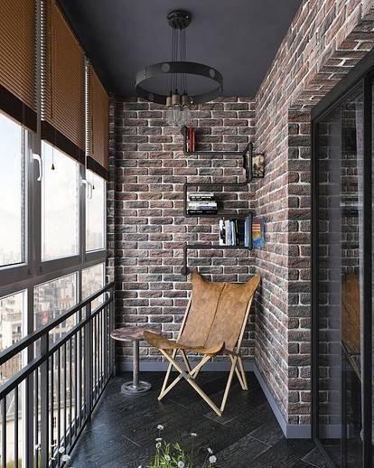 Оформление красивого и уютного балкона и лоджии: 110 фото идей дизайна