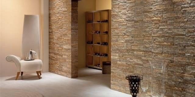 Гипсовый камень для внутренней отделки, виды декоративного камня из гипса, как укладывать