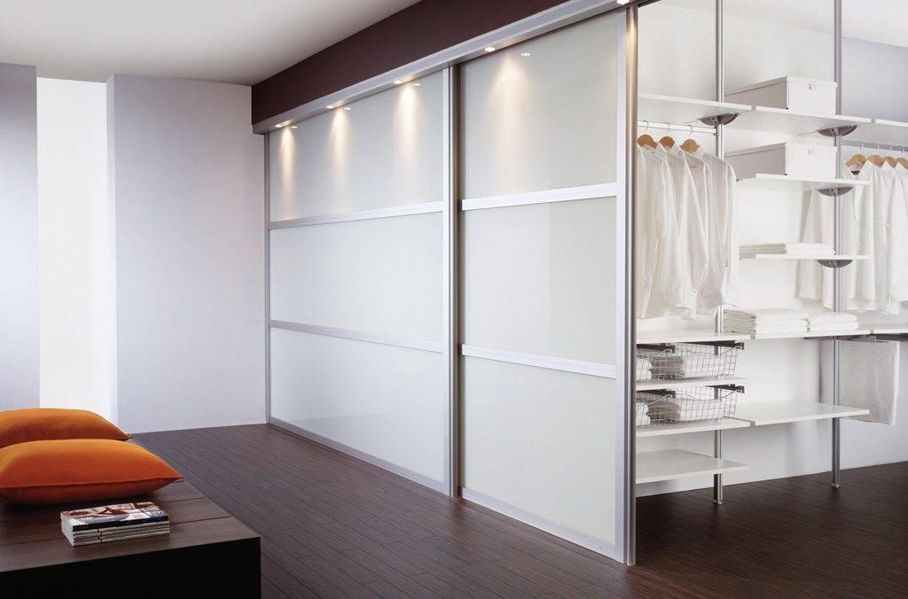 Как сделать гардеробную в комнате из гипсокартона фото