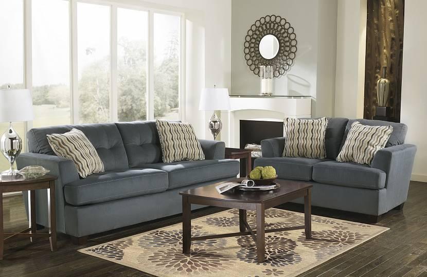 Угловой диван в интерьере гостиной: 75 фото, советы