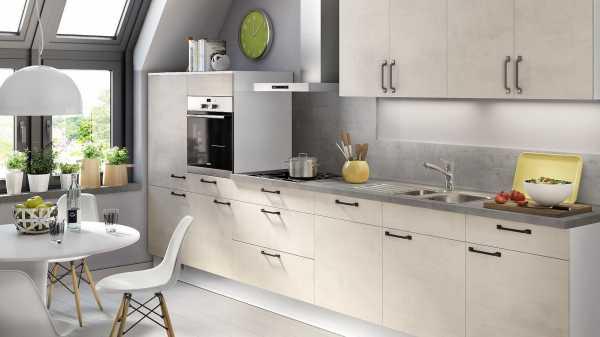 Фасады кухонной мебели. особенности выбора.