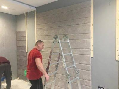 Как крепить мдф панели к стене – пошаговая инструкция