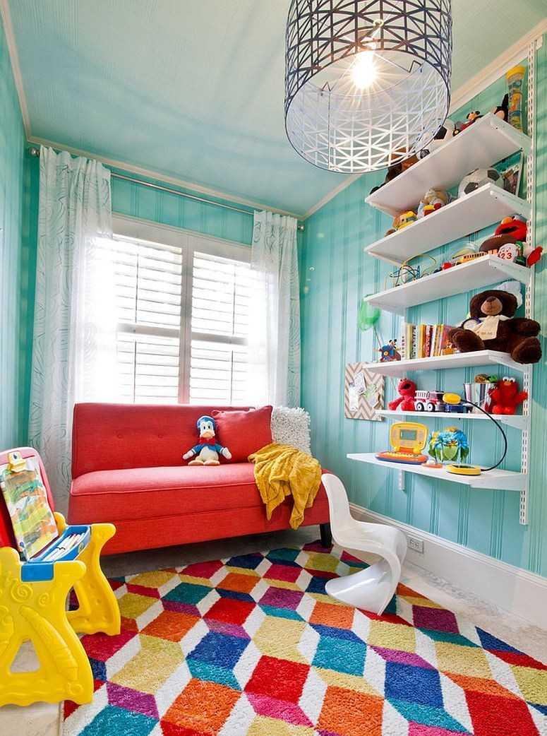 Интерьер узкой комнаты: дизайн, планировка в хрущевке