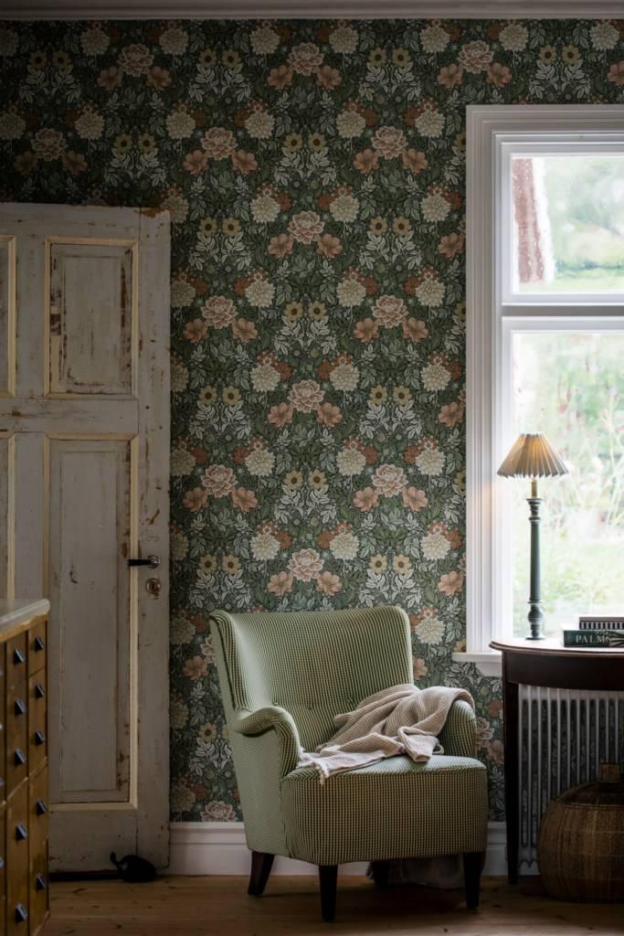 Обои borastapeter (33 фото): шведские флизелиновые изделия в интерьере, отзывы