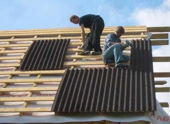 Чем резать ондулин на крышу своими руками лучше всего
