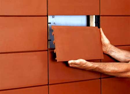 Как сделать монтаж вентилируемого фасада каркасного дома из композитных панелей, керамогранита, сайдинга: Обзор
