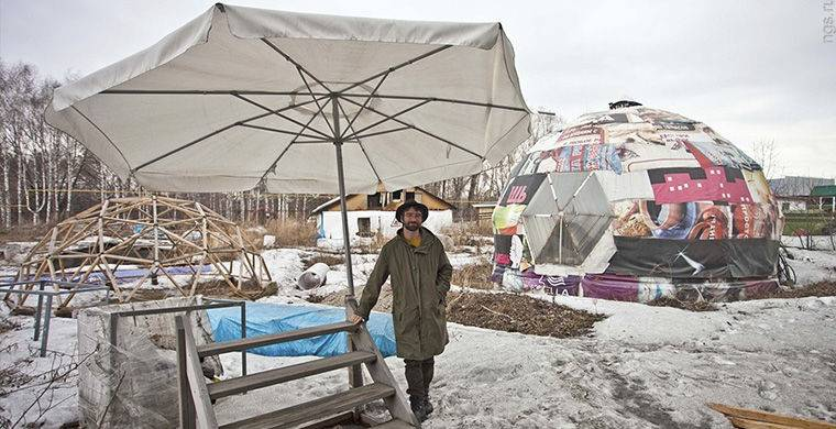 13 самых креативных и нестандартных домов россии (34 фото)