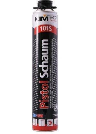 Полиуретановая пена — свойства и технические характеристики