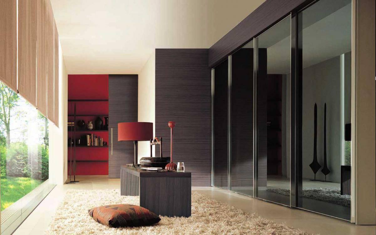 Шкаф в гостиную - оригинальные идеи дизайна и особенности применения (170 фото)