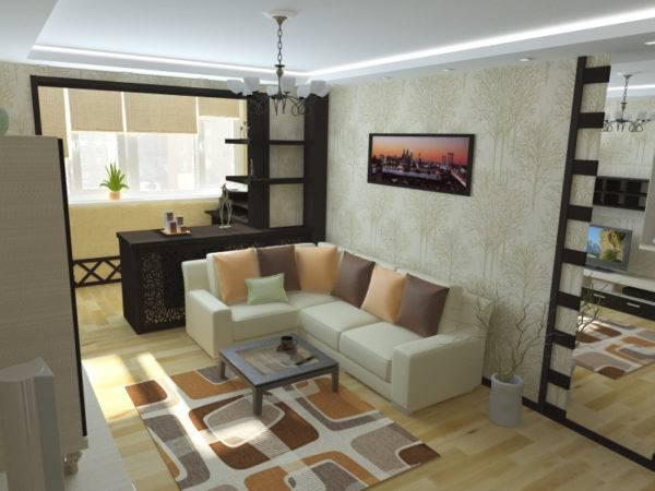 Комната на балконе: как сделать из лоджии жилое помещение