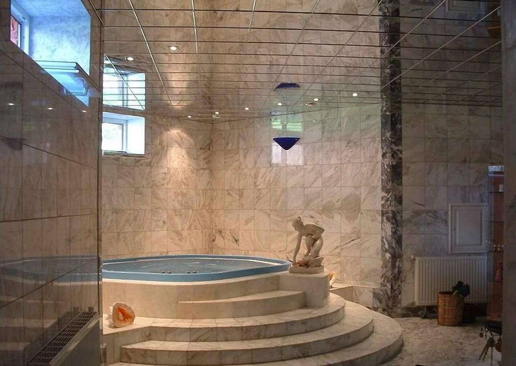 Как сделать потолок в ванной комнате – виды материалов и конструкций, преимущества и недостатки