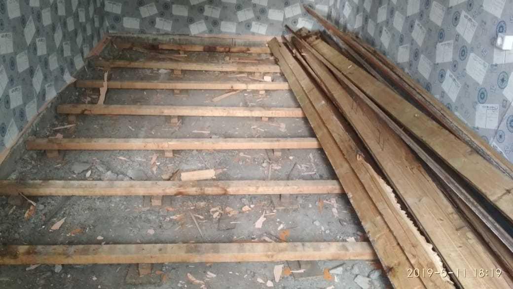 Ремонт пола в хрущевке своими руками: замена полов, стяжка, как сделать деревянный пол, как поменять и отремонтировать, когда скрипят, что делать, фото и видео