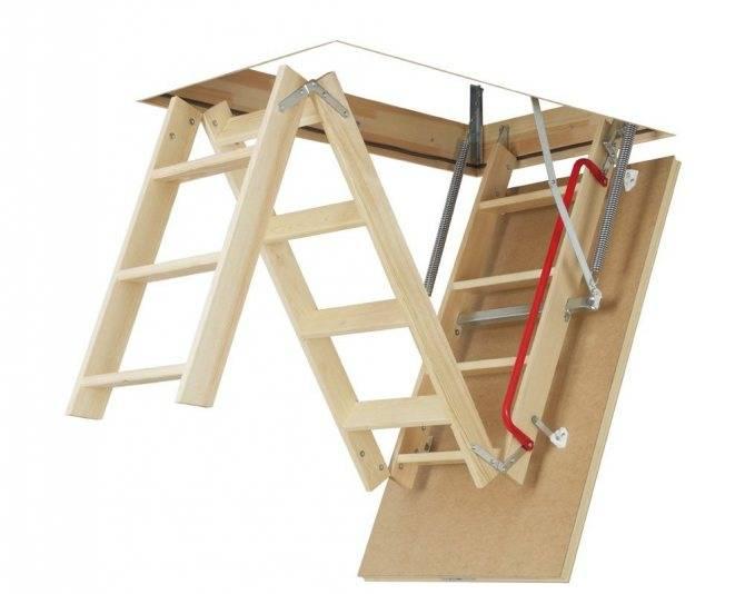 Лестница на чердак своими руками: пошаговое руководство