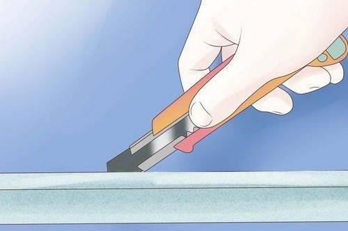 Как в домашних условиях резать пенополистирол