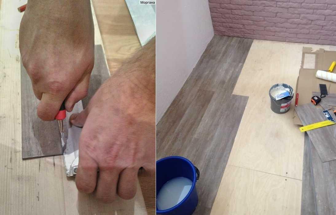 Плитка пвх (83 фото): виниловая замковая и модульная продукция под ламинат для стен, отзывы о tarkett