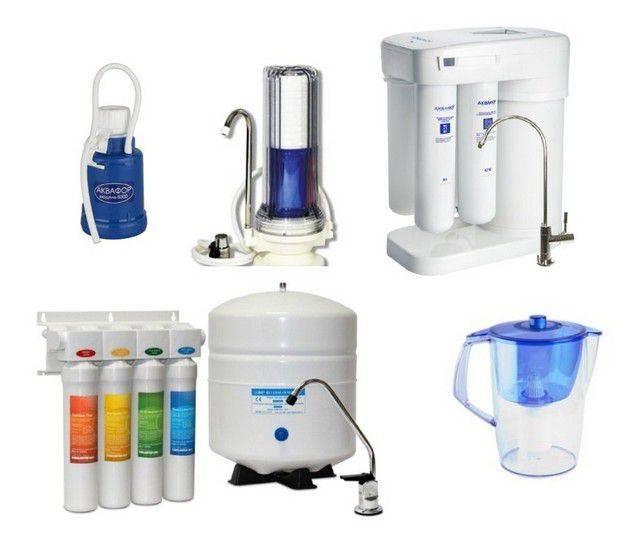 Как выбрать фильтр для воды: рекомендации специалистов, какой фильтр для воды выбрать
