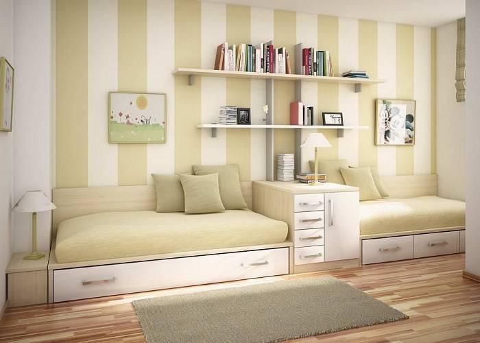 Как можно зрительно увеличить комнату: все хитрости +фото