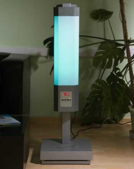 Как сделать ультрафиолетовую лампу своими руками – инструкция