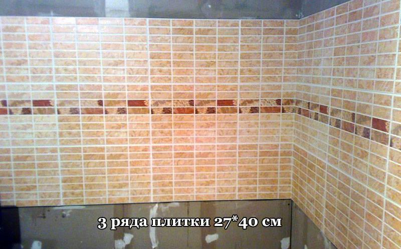 Как выложить фартук на кухне своими руками, 5 критериев выбора плитки
