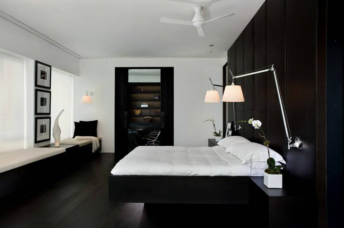 Интерьер спальни в хрущевке, фото и подробные пояснения