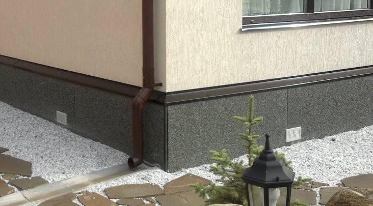 Как сделать Цоколь дома своими руками для частных домов: силовой пояс дома - виды, материалы, отделка