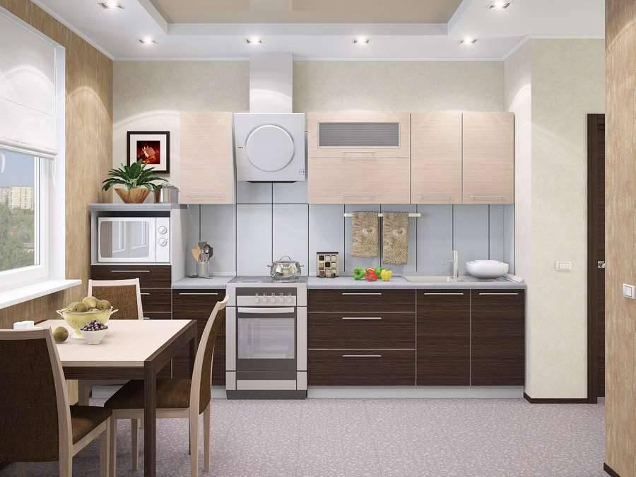 Кухня зебрано - фото. зебрано в интерьере кухни - красота и оригинальность