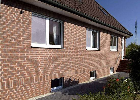 Новинки строительства: клинкерная плитка для фасада