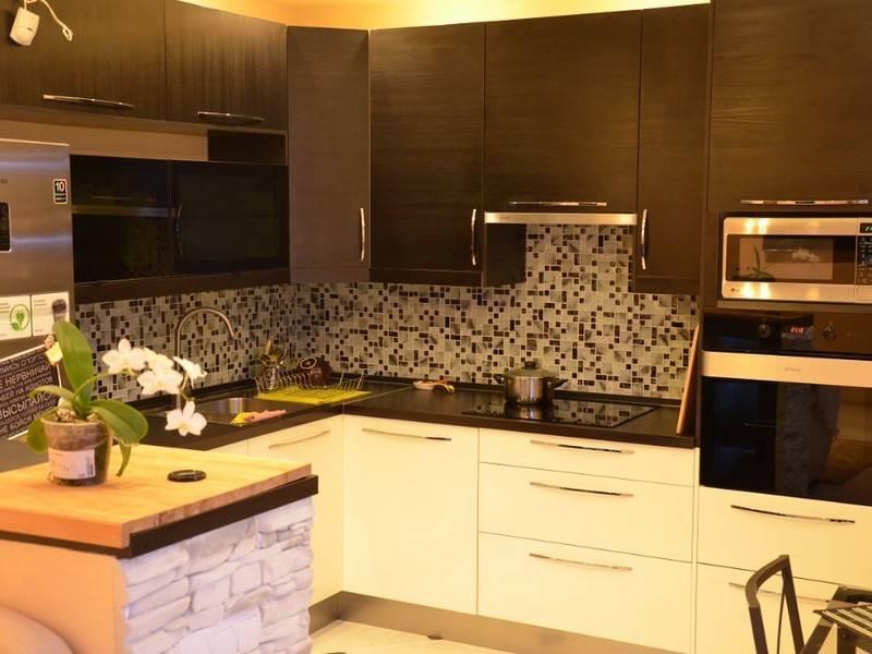 Кухни в стиле модерн (160 фото) - обзор новинок дизайна с идеальной планировкой