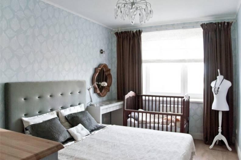 Как поставить детскую кроватку в спальне родителей: фото, идеи, советы дизайнера