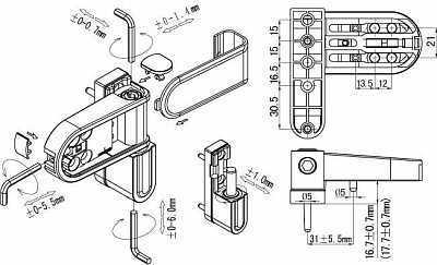 Как выполнить регулировку и ремонт балконной пластиковой двери своими руками