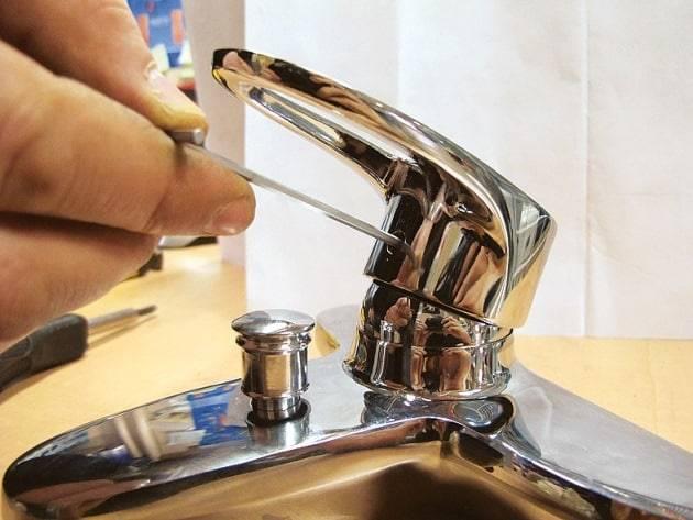 Ремонт смесителя однорычажного для ванны своими руками