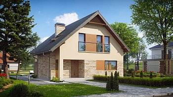 Планировка дома 10 на 10: проекты одноэтажных домов, готовые чертежи и планы, строения из пеноблока, бруса, кирпича