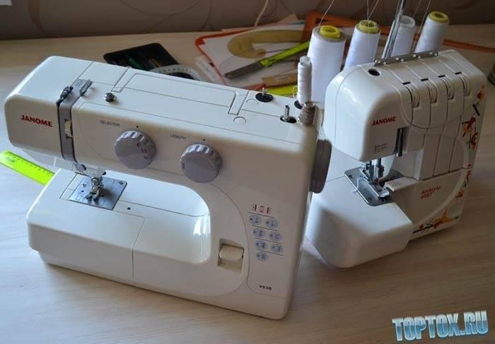 Выбор швейной машинки janome: все, что нужно знать перед покупкой!