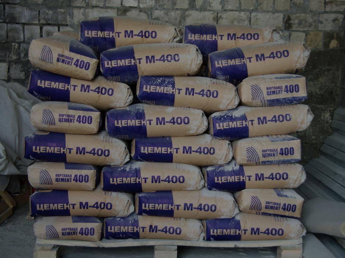 Портландцемент марки 400: технические характеристики, смесь м400 д20 и д0, гост для пц