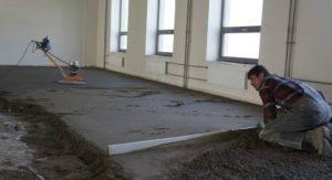 Стяжка пола в квартире: материалы для стяжки, технология и инструкция по заливке своими руками, пошаговые действия