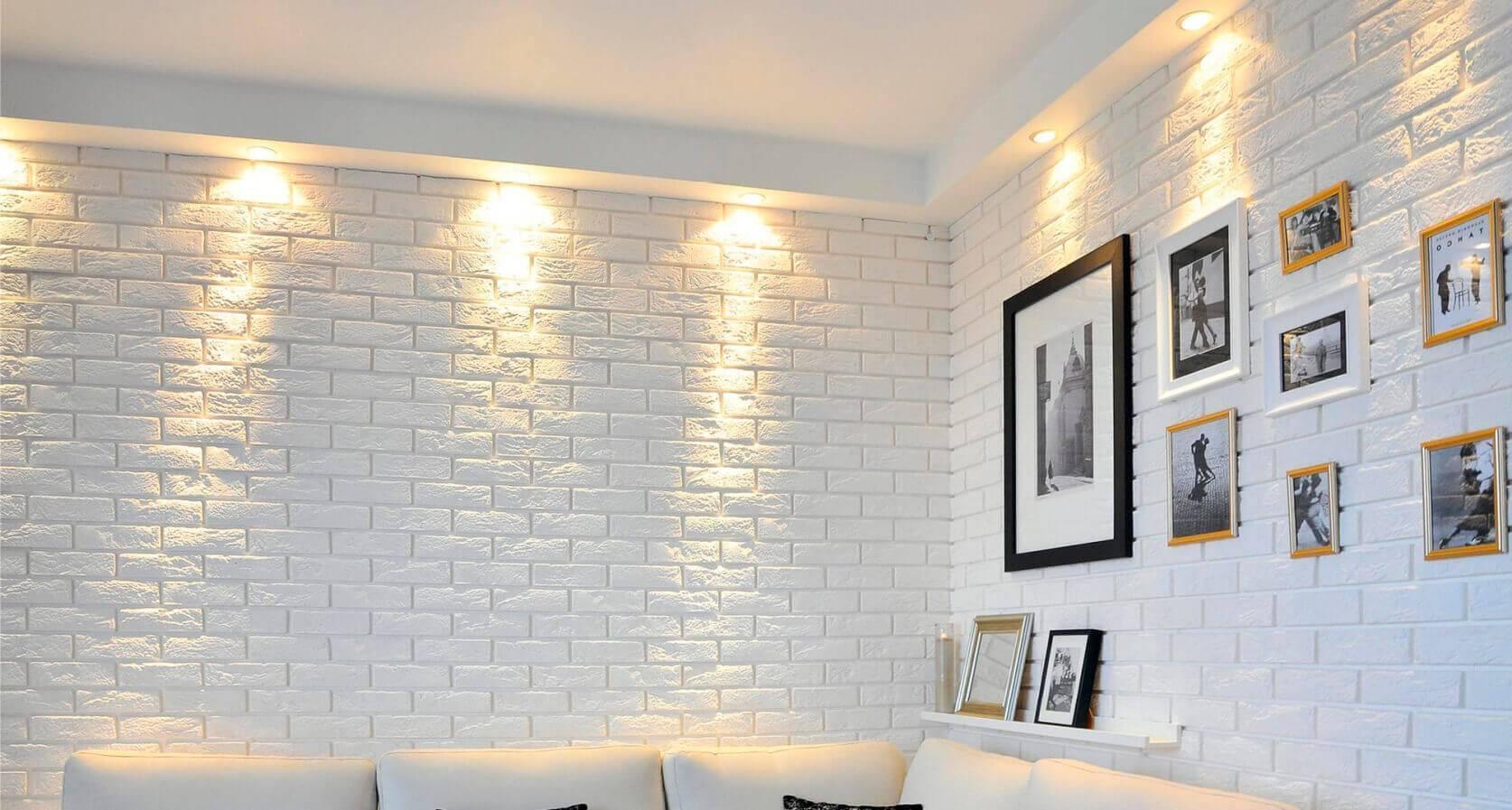 Декоративная плитка для внутренней отделки: красивая укладка на стену, кафель и гипс, фото