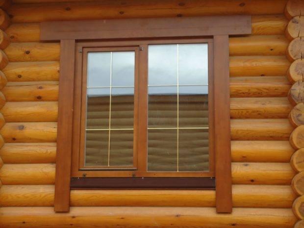 Установка пластиковых окон в деревянном доме: видео установки своими руками » интер-ер.ру