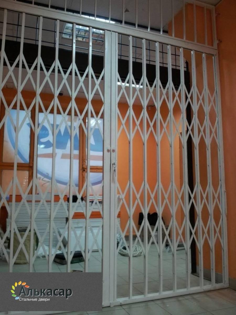 Решетчатые двери — назначение, виды, устройство и самостоятельное изготовление