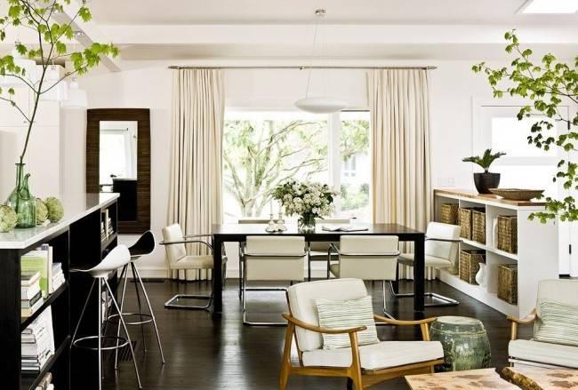 Кухня цвета слоновой кости: фото в интерьере, стили, материалы,стол