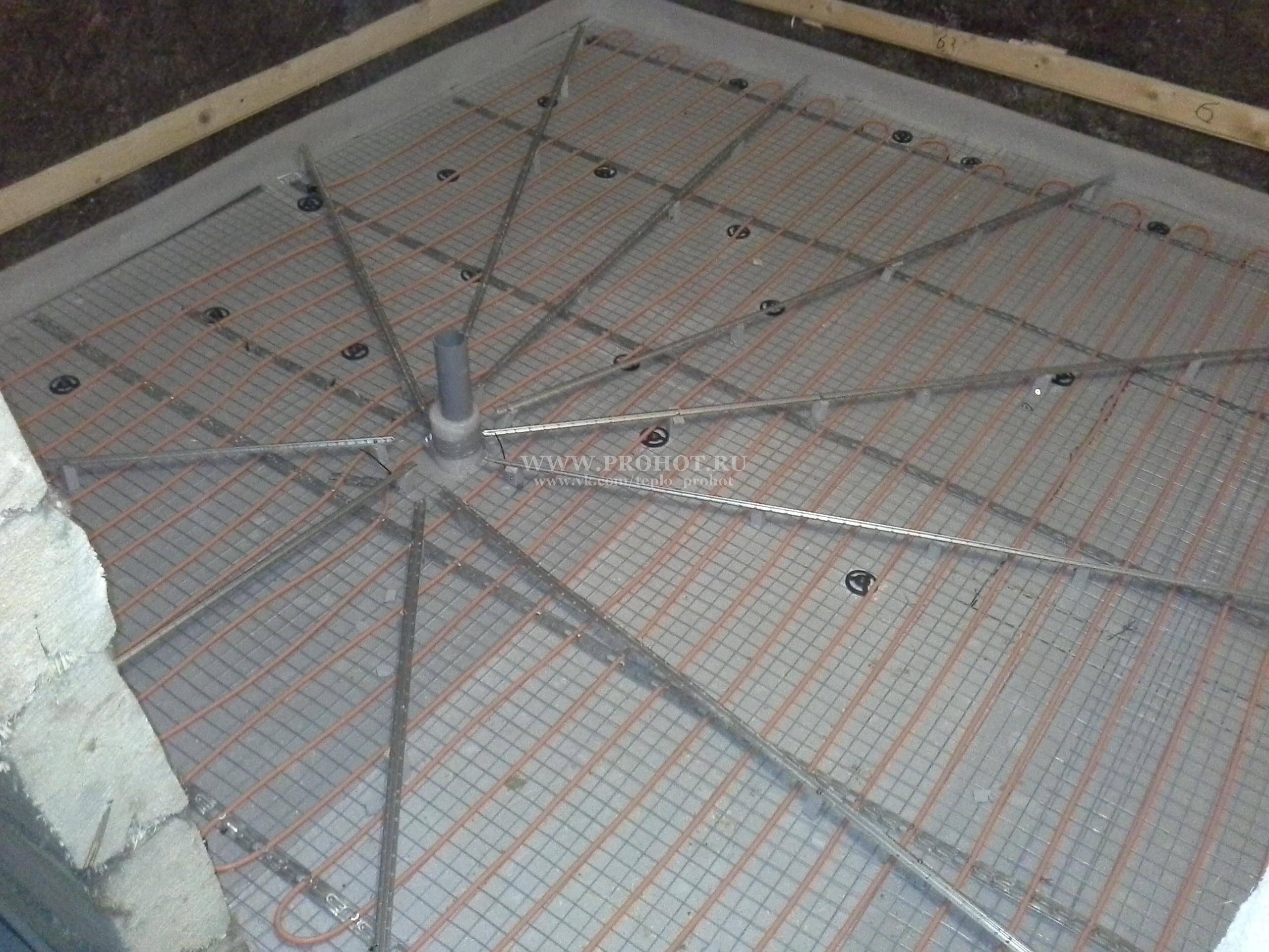 Теплый пол по грунту в частном доме: схема устройства водяного теплого пола, конструкция., как сделать слои своими руками, состав пола с водяным отоплением
