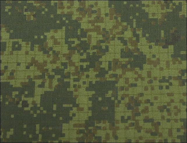 Разновидности военного камуфляжа российской армии: цвета и материалы