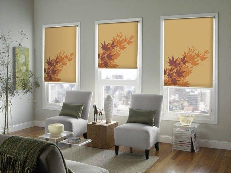 Виды штор, какие бывают шторы