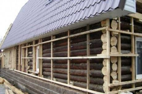 Утепление дома из бруса: как правильно утеплить брусовое строение снаружи, какой утеплить выбрать, проект теплоизоляции коттеджа 150 х 150 своими руками