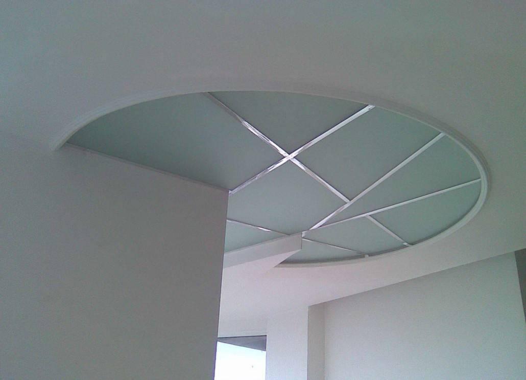 Потолок из оргстекла с подсветкой - всё о ремонте потолка