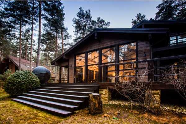 Дом в стиле кантри — обзор лучших проектов интерьеров и экстерьеров в деревенском стиле (120 фото)
