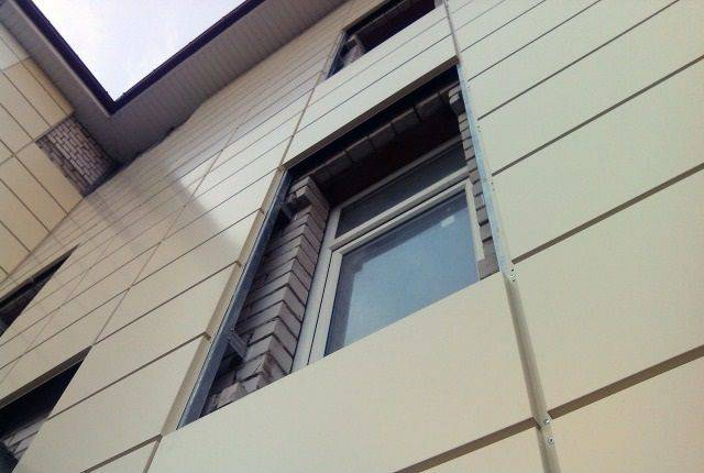 Вентилируемый фасад из керамогранита: технология монтажа | mastera-fasada.ru | все про отделку фасада дома
