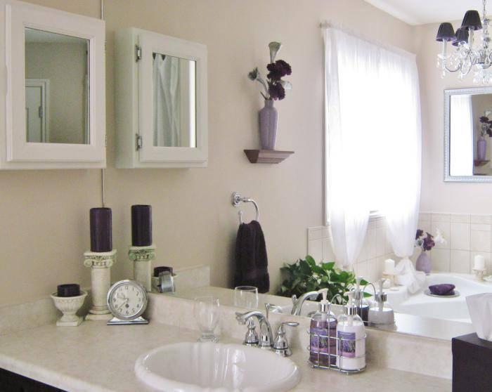 200 + аксессуаров для ванной комнаты с фото