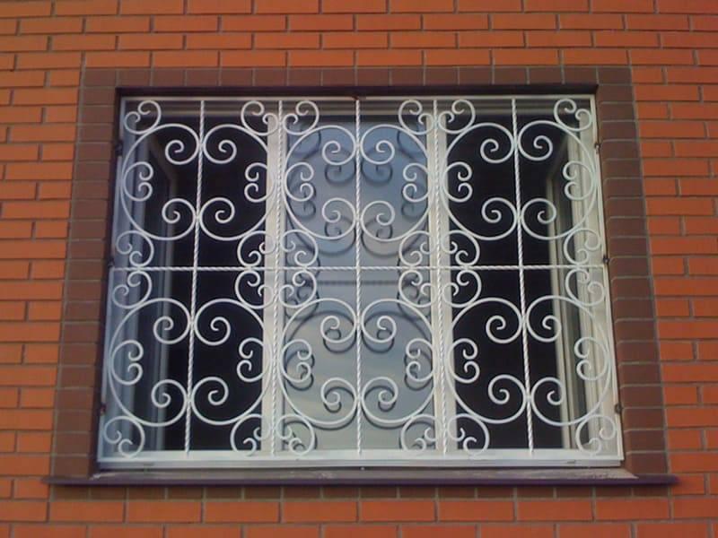 Как сделать решетку на окна: делаем решетку с пошаговой инструкцией своими руками