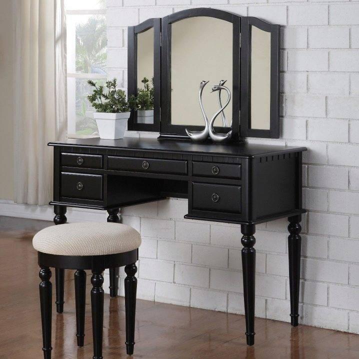 Комод с зеркалом: 85 фото и лучшие советы по выбору мебели